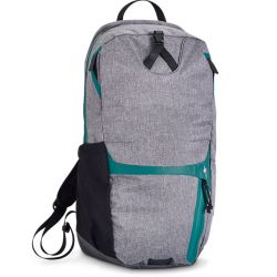 BASE MILES FTHRWGT BACKPACK WMN HTHR GRY/TUR
