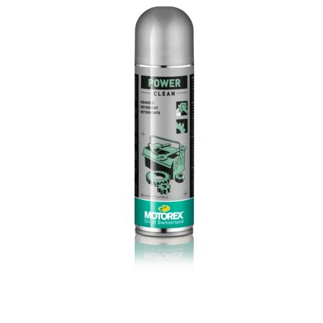 MOTOREX POWER CLEAN NETTOIE SPRAY 500 ML