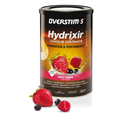 HYDRIXIR LONGUE DISTANCE FRUITS ROUGES 600G